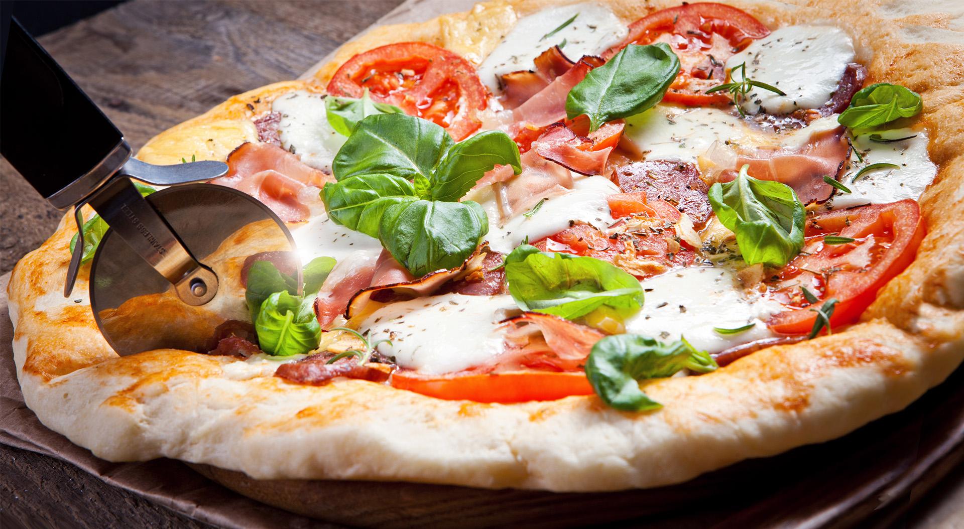 første pizzarestaurant i norge